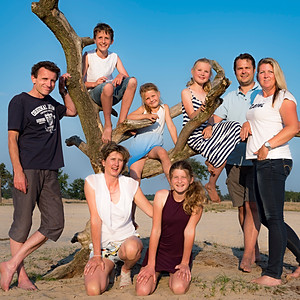 Rensma-Koomen Family