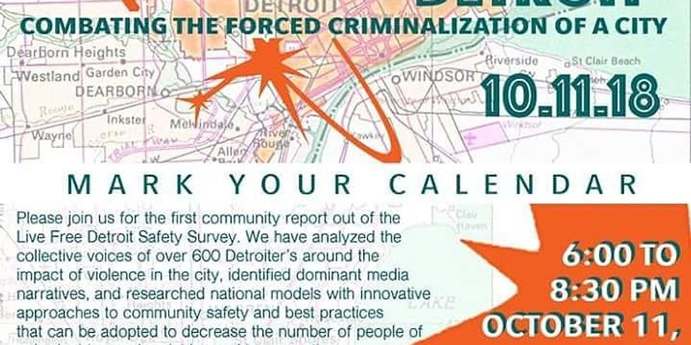 Community Report Press Release