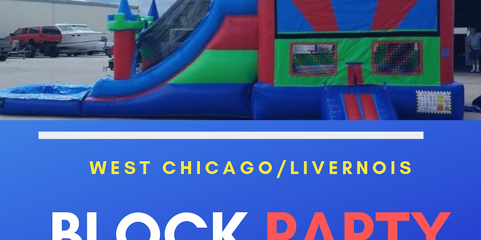 West Chicago/Livernois Block Party