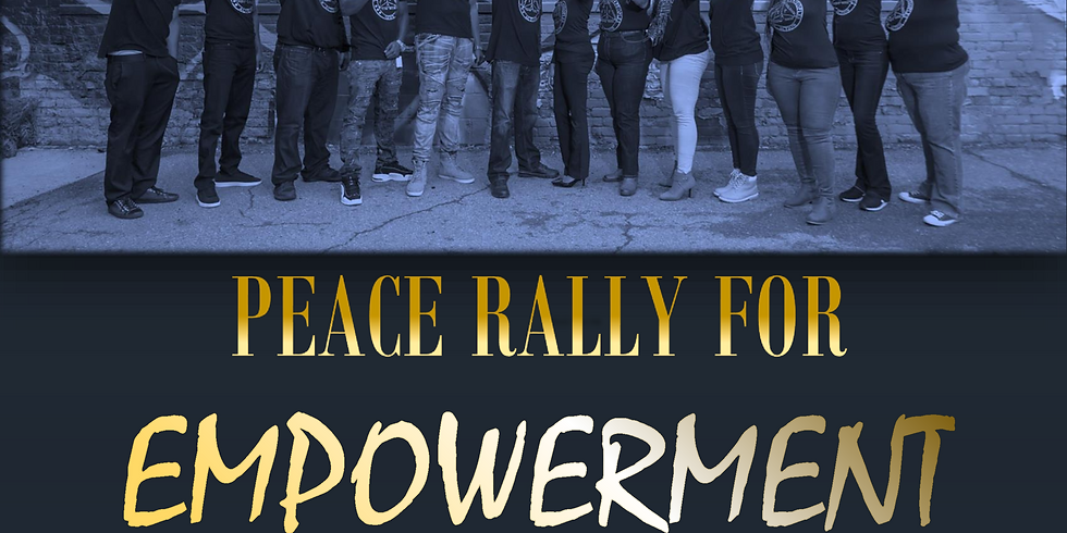 Black Love & Unity Peace Rally in Nickerson Garden Projects Los Angeles, CA