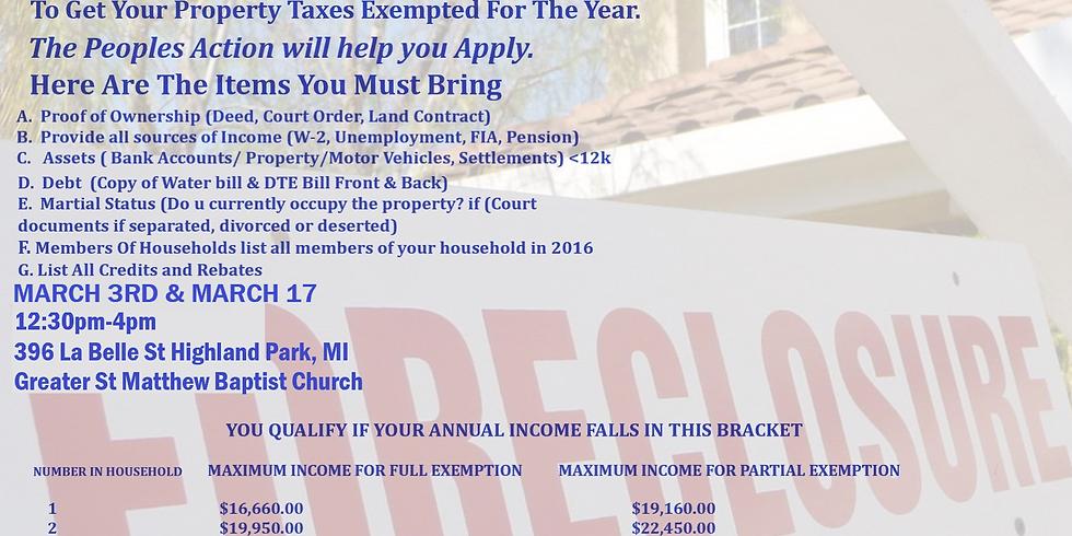 Property Tax Exemption Workshop (1)