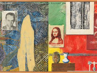 Jasper Johns: 'Something Resembling Truth'