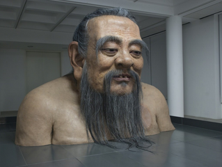 Performances and Conceptual Art by Zhang Huan
