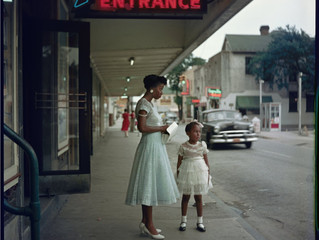 Gordon Parks. I Am You. Selected works 1942-1987. Now at Foam