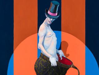 Coming up: Circus Europa Michael Kvium