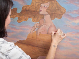 Audrey Kawasaki Is Back With Stunning New Art for Solo Show