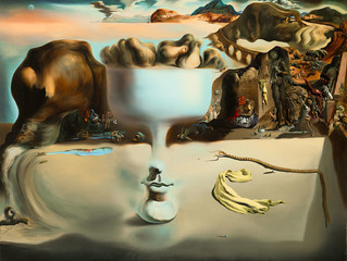 Dalí / Duchamp, Royal Academy of Arts