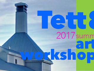 Tett Arts Expo 2017