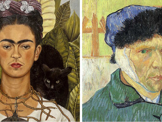 Iconic Artists Who Have Immortalized Themselves Through Famous Self-Portraits