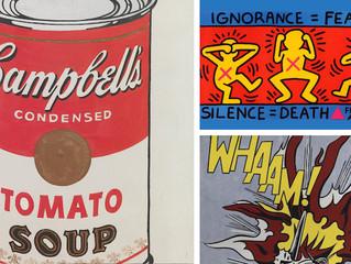 7 Colorful Masterpieces That Define the Pop Art Movement