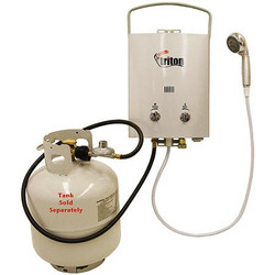 Portable Propane Water Heaters