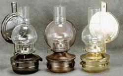 Fireside Oil Lamps