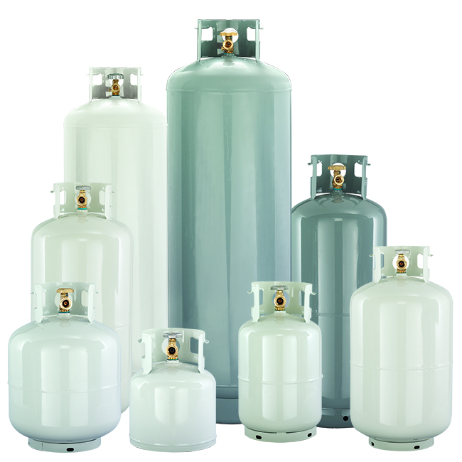 Portable Propane Tanks