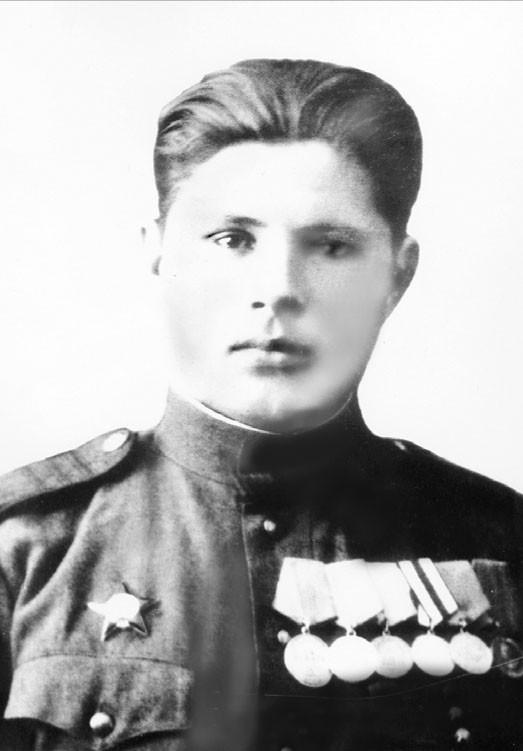 Николай Тихненко. Лицо Победы