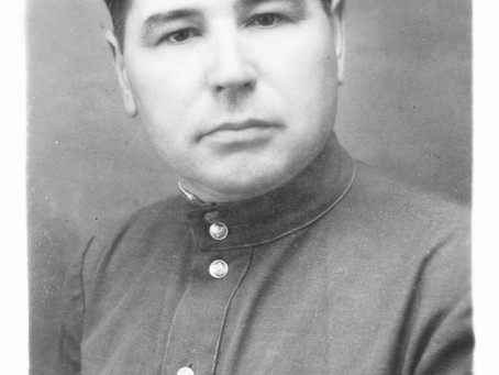 Лицо Победы. Андрей Матвеевич Ляхов.