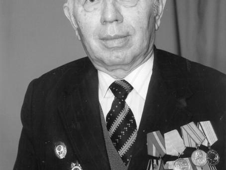 Лицо Победы. Николай Григорьевич Дедков.