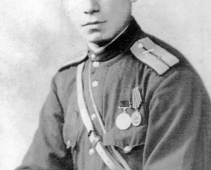 Лицо Победы. Георгий Владимирович Гусаков.