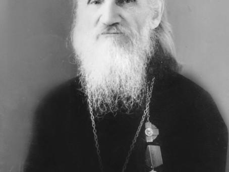 Лицо Победы. Леонид Фёдорович Дмитриевский (отец Леонид).