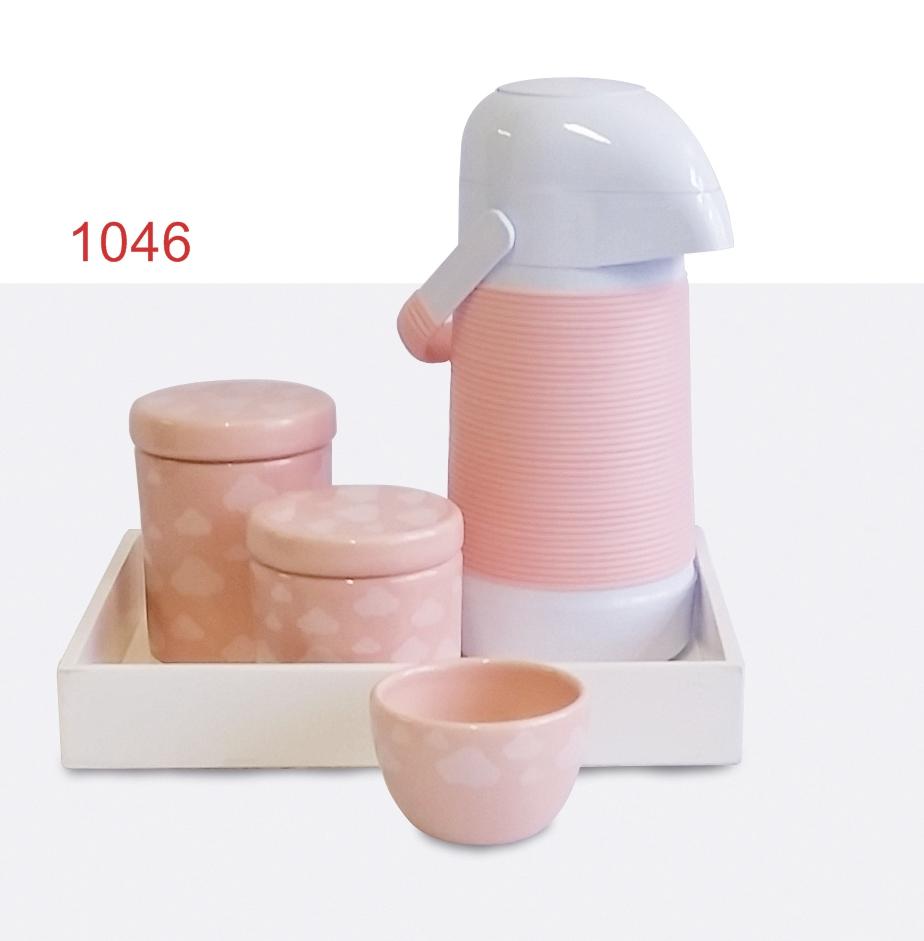 Kit 1046 Nuvem Rosa