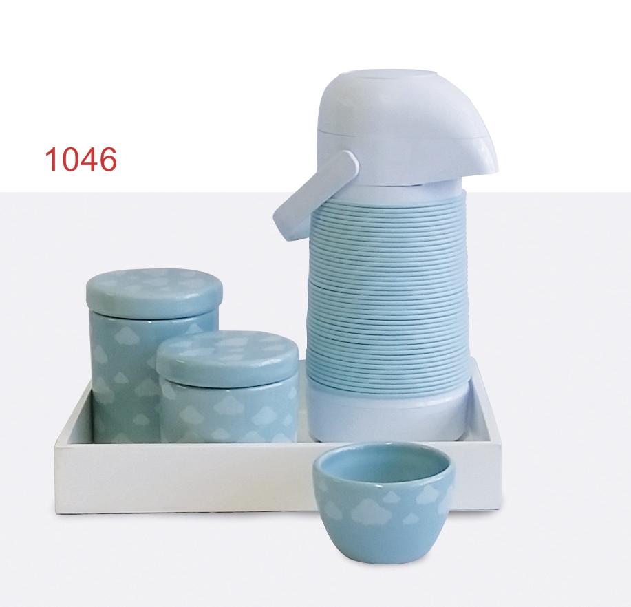 Kit 1046 Nuvem Azul