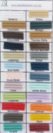 Cartela de cor sujeita a leve alteração de tons quando visto pessoalmente.