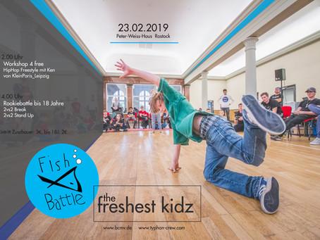 Fishbattle-the freshest kidz