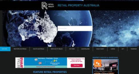 Retail Realty Website