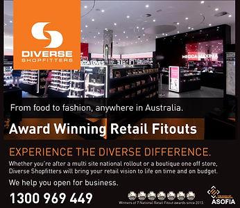 Retail Shopfitters Diverse Shopfitters