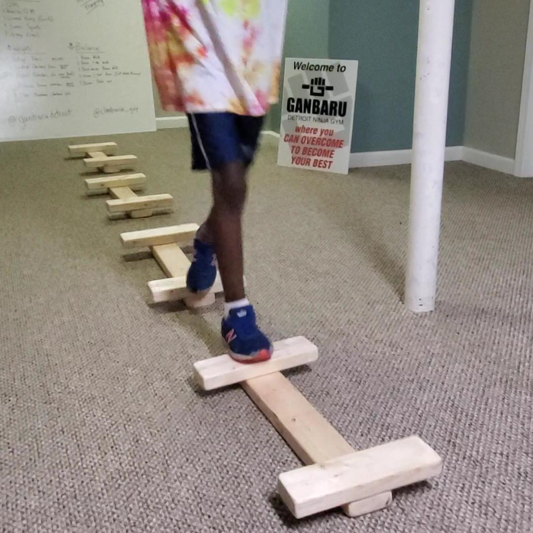 Balance Bumps