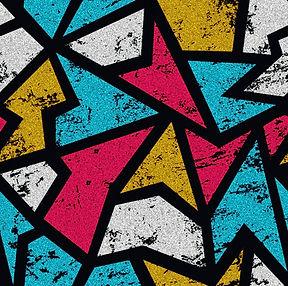 graffiti-geometric-seamless-pattern-with