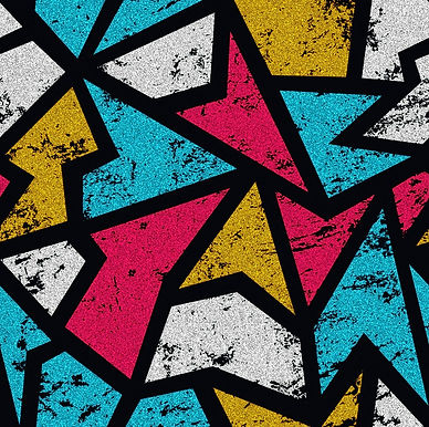 graffiti-geometric-seamless-pattern-with