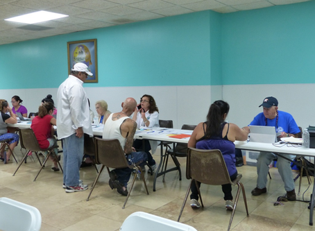 St. Leo Parish Recovery Assistance Centers