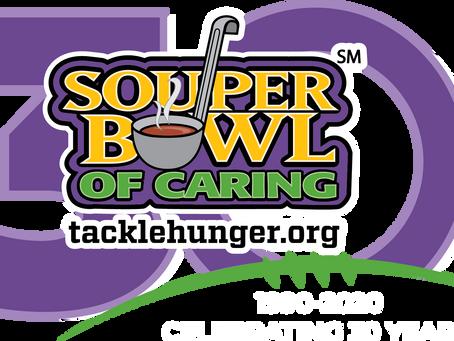 SVdP Joins Souper Bowl of Caring 2020