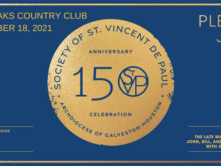 Society of St. Vincent de Paul to Celebrate 150th Anniversary with Gala Honoring the Marek Brothers