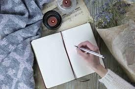 Write your worries away.