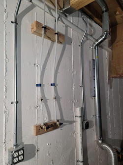 NEW WATER LINES