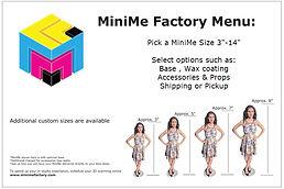 MiniMe Factory 3D Studio