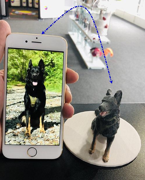 3D Pet Model Realistic