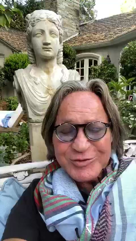 Mohamed Hadid, Los Angeles