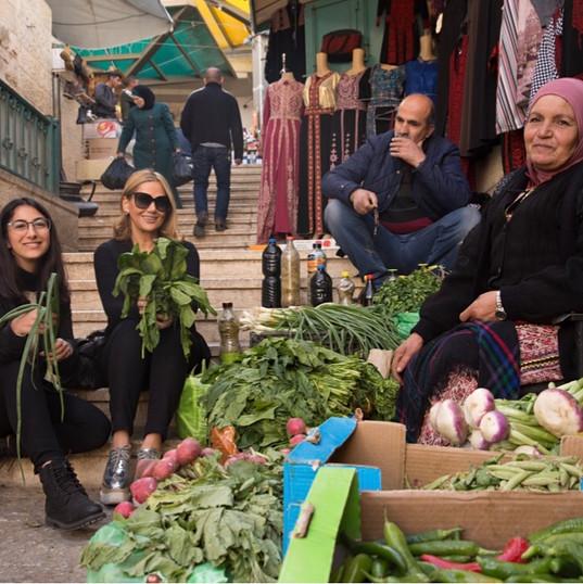 Farrah Abuasad and Lama Bazzari, Founders of Craving Palestine
