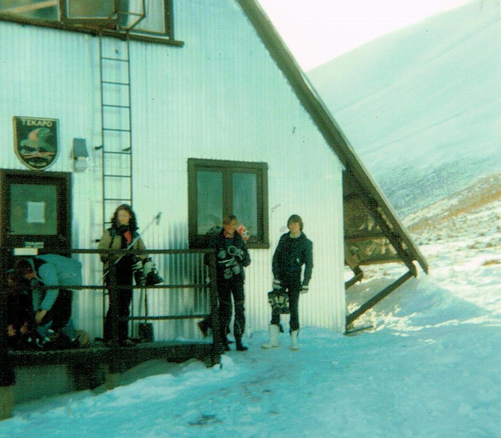Junior Ski Week 1982