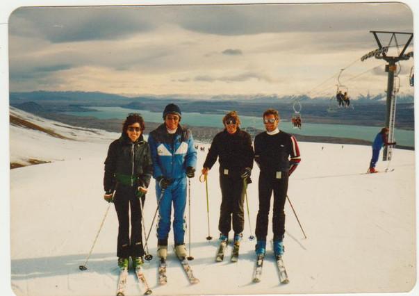 Kath Watson, Duncan Lorimer, Dawn Turner & Kerry Walker