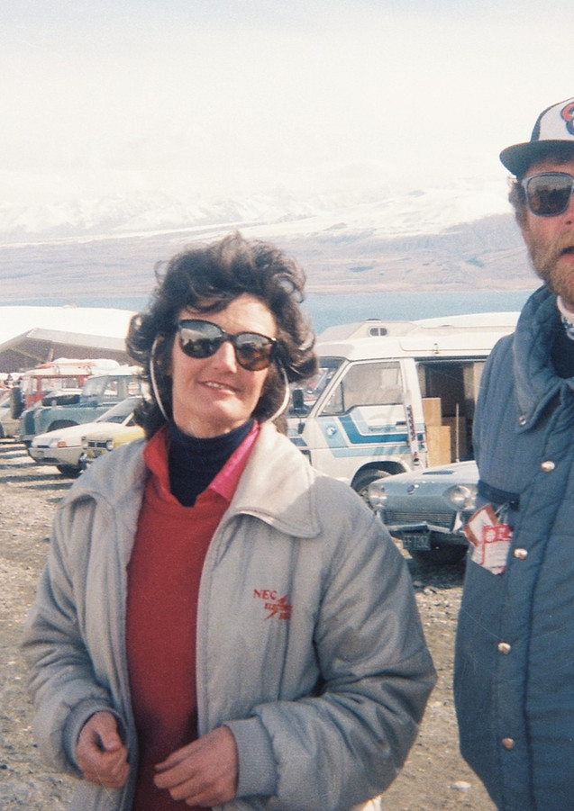 Jacqui & Brian Banks