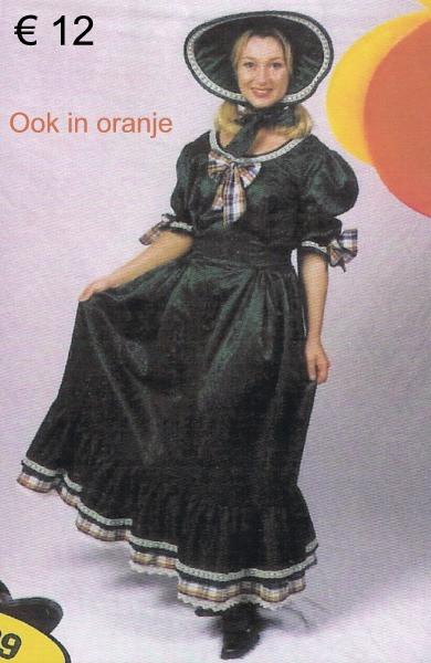 Cowboy dame groen - ook in oranje def.jp