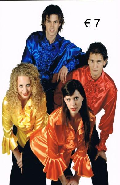 Disco dames - heren - in verschillende k