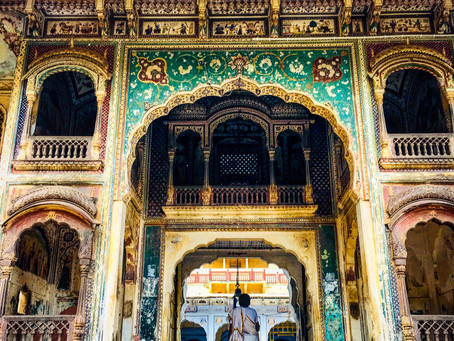 Mysterious Monkey Temple and other Colourful Adventures in Jaipur, Rajasthan
