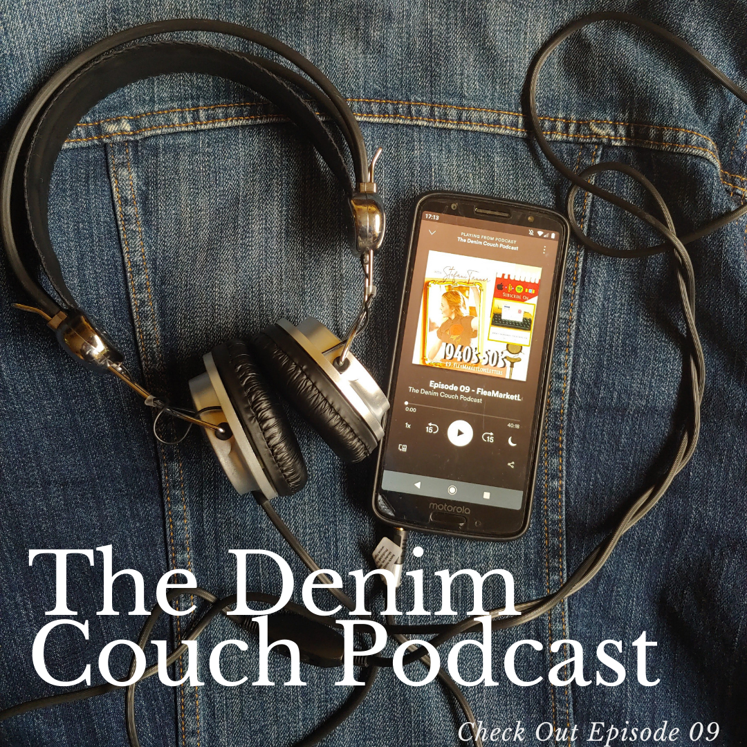 The Denim Couch Podcast: Episode 9