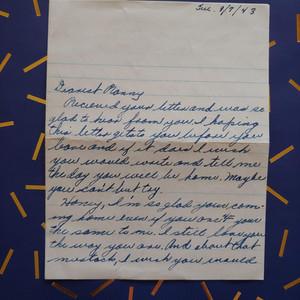 September 7, 1943.