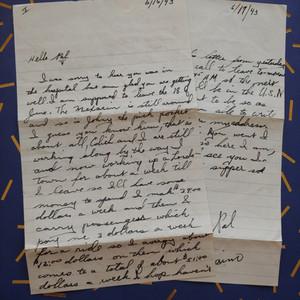 June 16 & 17, 1943.