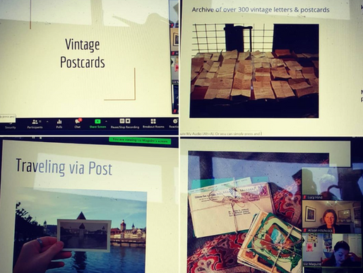 Let's Take a Look: 3 Vintage Postcards & What They Tell us!